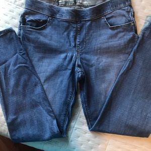 Lee Elastic band Jeans size 10